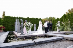 planning a wedding ceremony