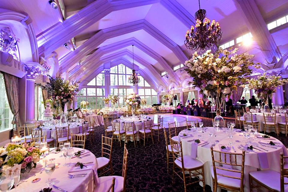 Ballroom wedding inspiration