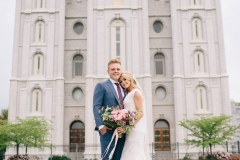 Salt Lake City Wedding Temple