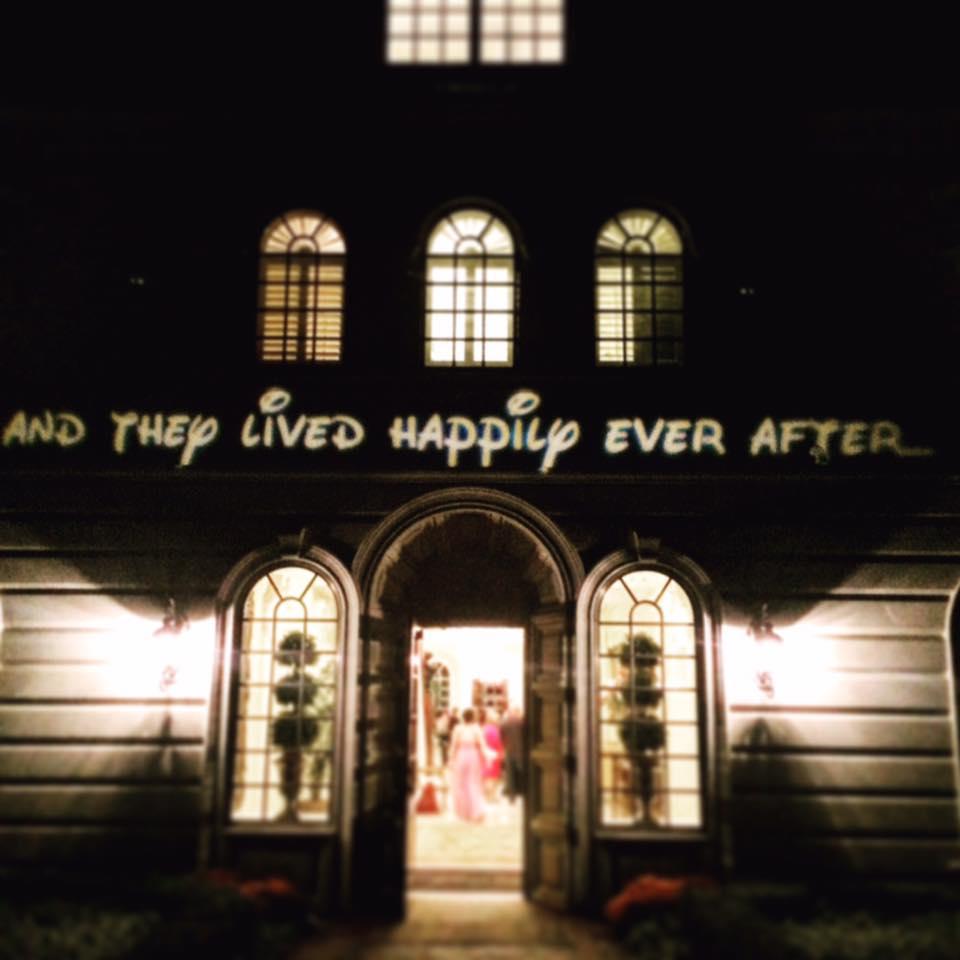 Alexa and Michael's Fairytale Wedding