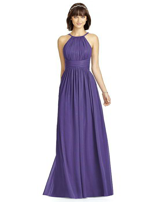 "Dress your bridesmaids in the 2018 Pantone Color of the Year, and save 15% + free shipping before December 21st! Visit the blog for more details on this amazing deal and other ways to use ""ultra-violet"" in your wedding decor!"