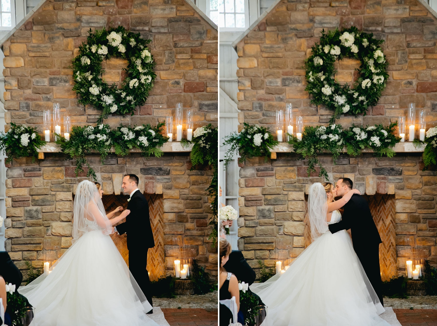 Winter wedding inspiration that will get any bride or groom excited for their own big day!! Read the blog for tips how to make your winter wedding unique and different from all the rest!