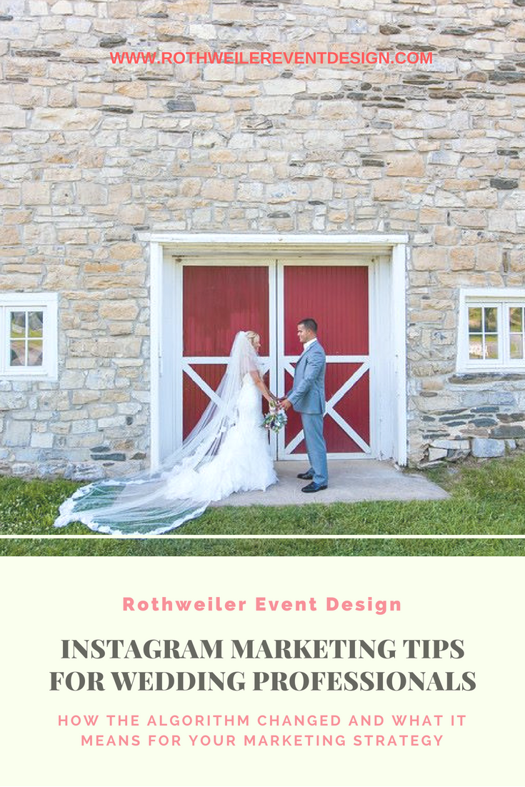 All the details about the new Instagram algorithm and what it means for wedding pros. Read the blog now to learn how to use these changes to book more brides.
