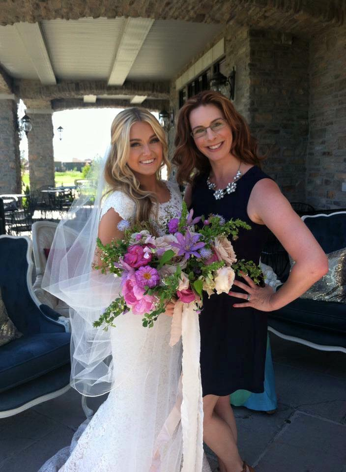 lindsay arnold and wedding planner
