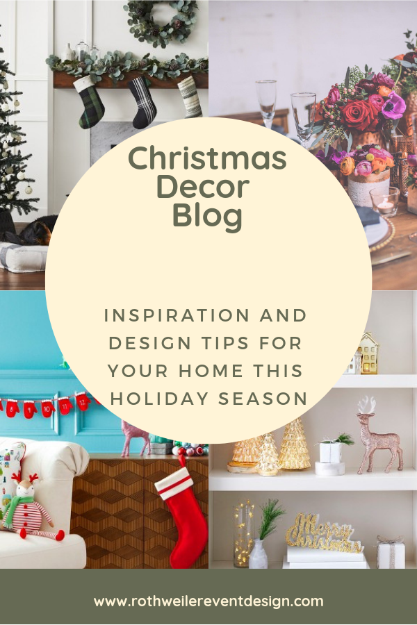 Blog cover for Christmas Decor