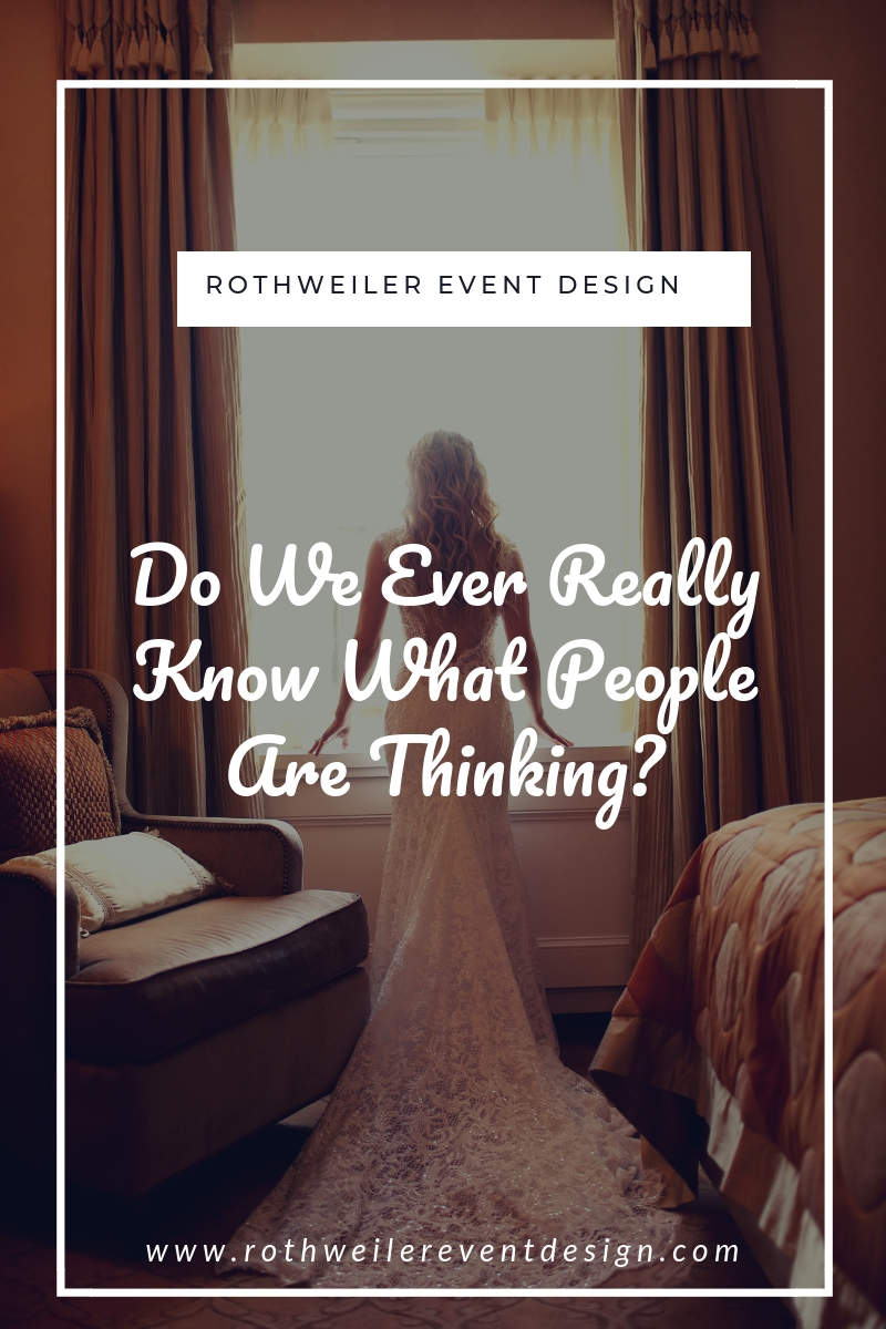 blog cover for blog about do we ever really know what people are thinking
