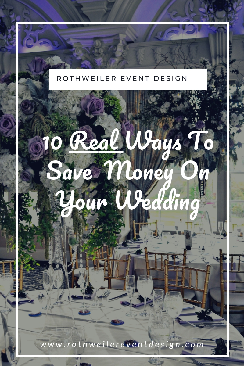 blog cover for blog about how to save money on your wedding