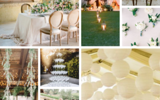 wedding inspo board
