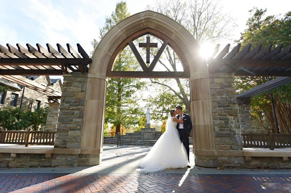 villanova church wedding