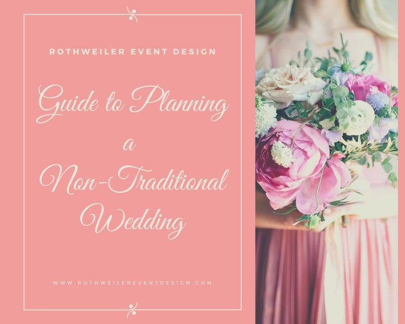 bridal bible template