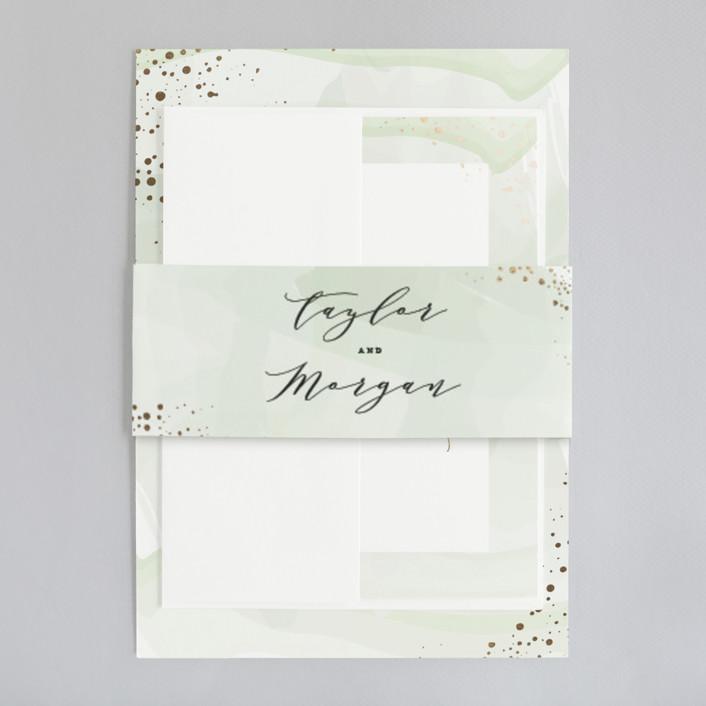 mint invitation sample