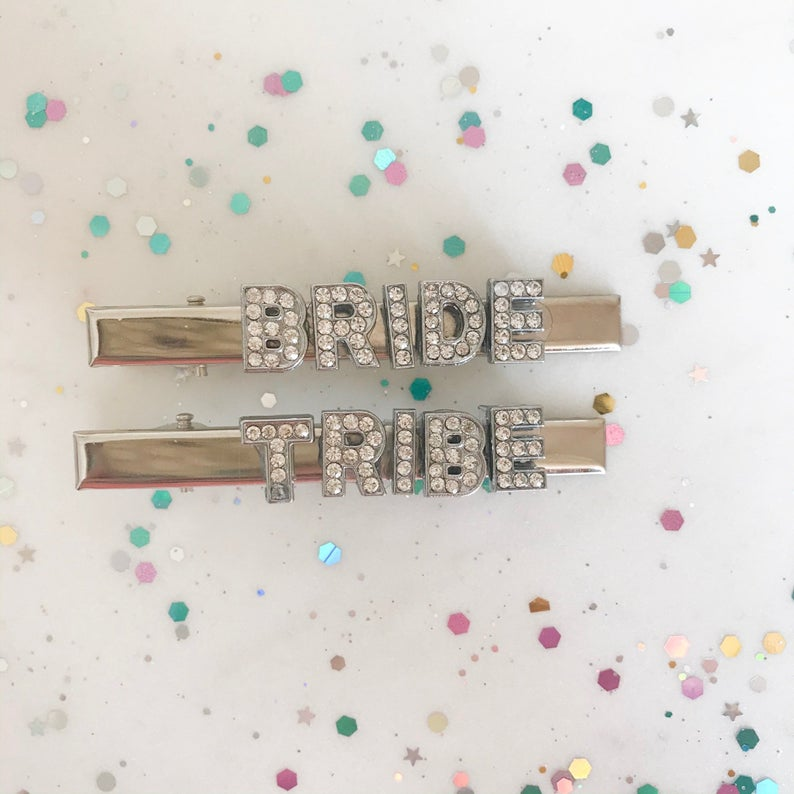 bride tribe clips