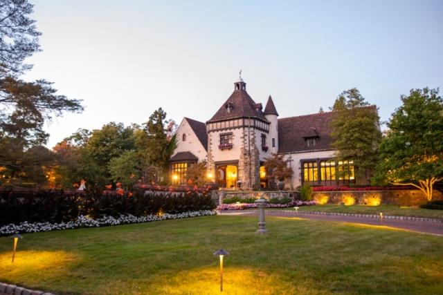 pleasantdale chateau celebrity wedding