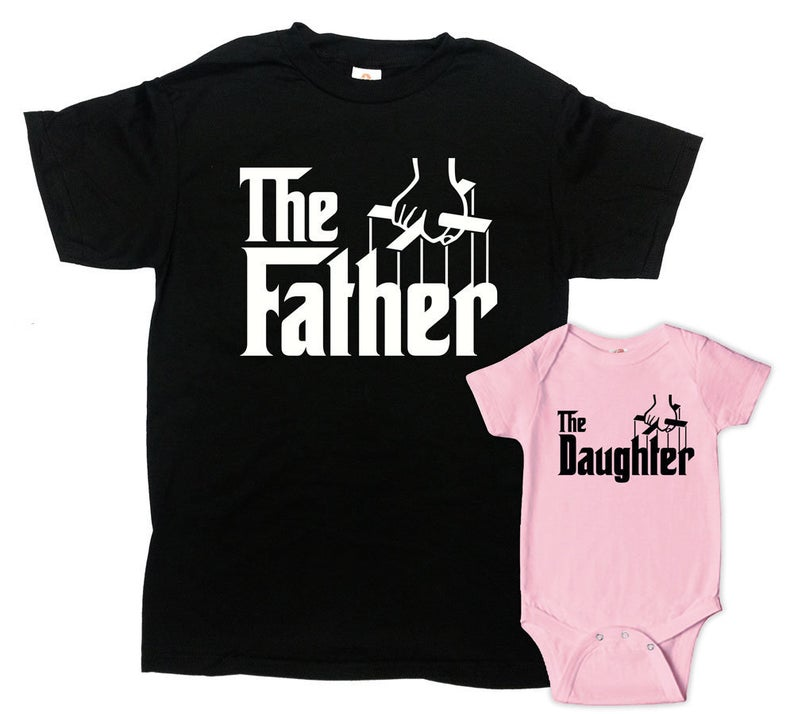 godfather matching shirts